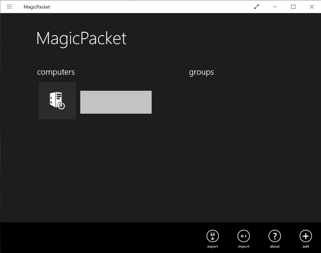 MagicPacket